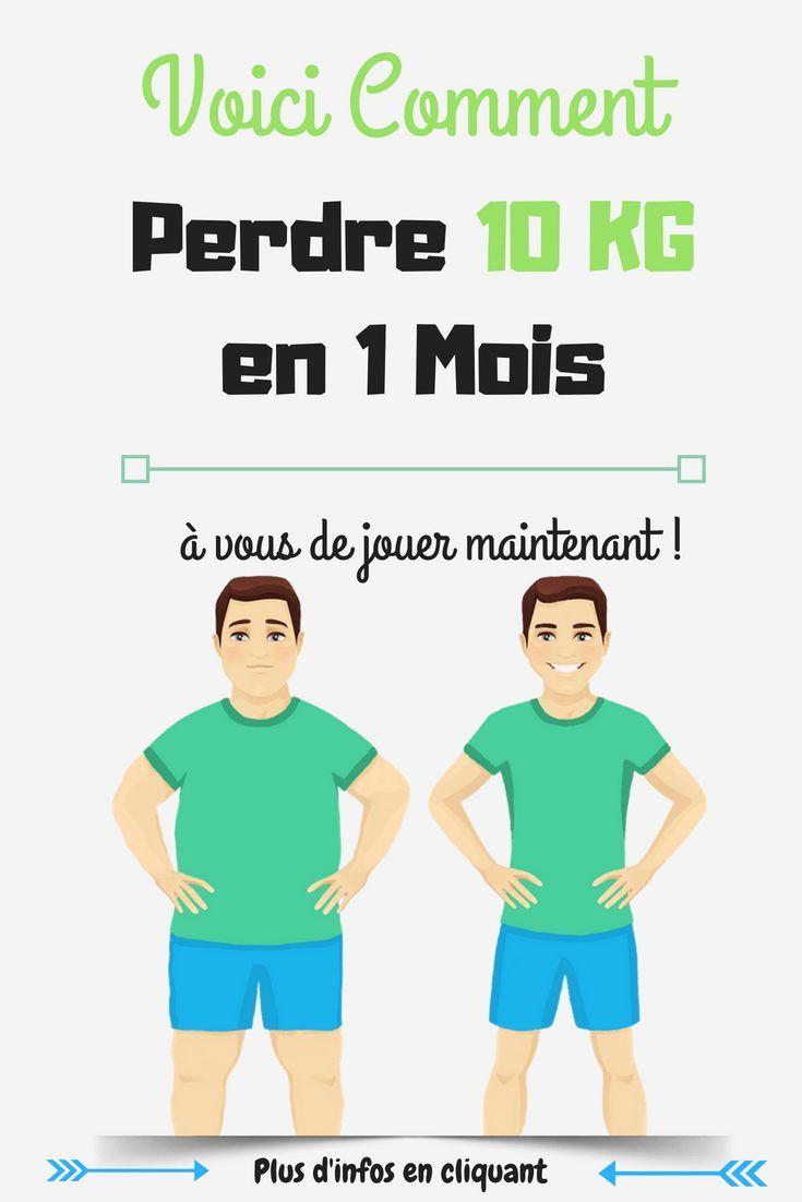 comment 2 perdent du poids en 1 mois