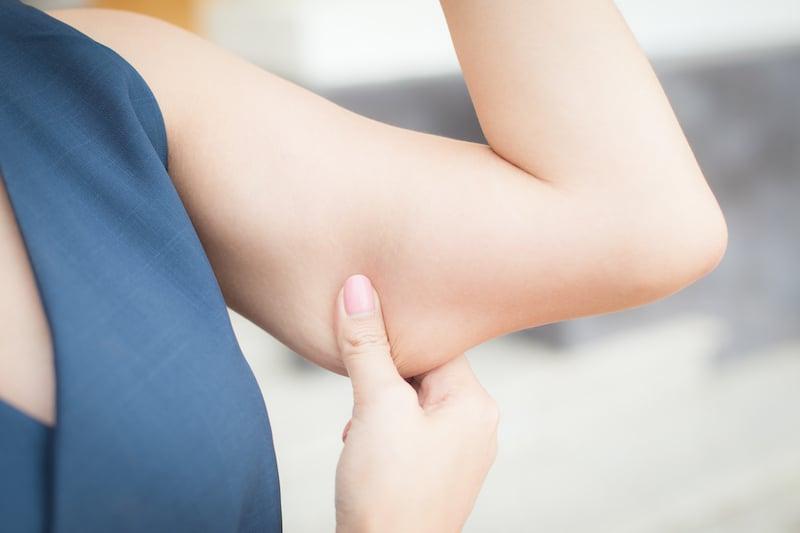 brûler la graisse sous les bras quand vais-je perdre du poids après le sevrage