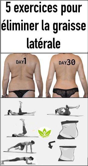 comment puis-je perdre rapidement de la graisse latérale