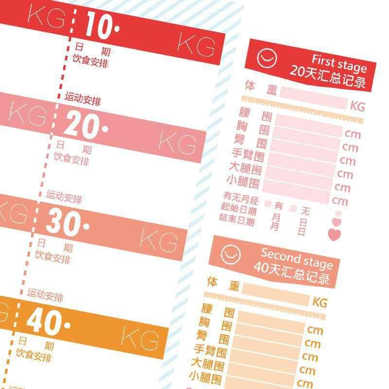Calendrier de perte de poids de 60 jours bb perte de poids