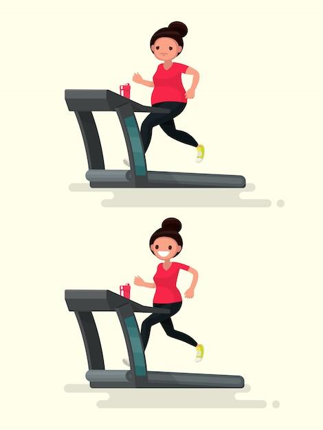 perte de poids de vecteur de sprint