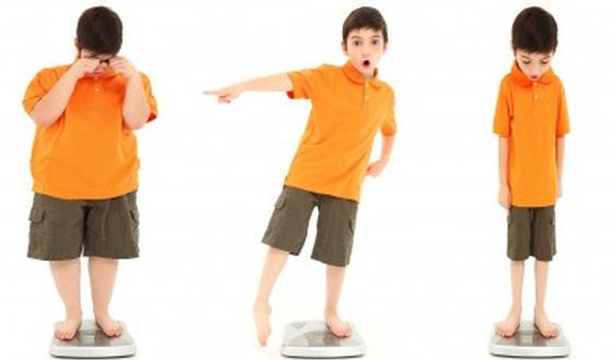 comment aider un enfant à perdre du poids modelateur mince de corps