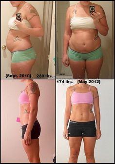 23 lb de perte de poids