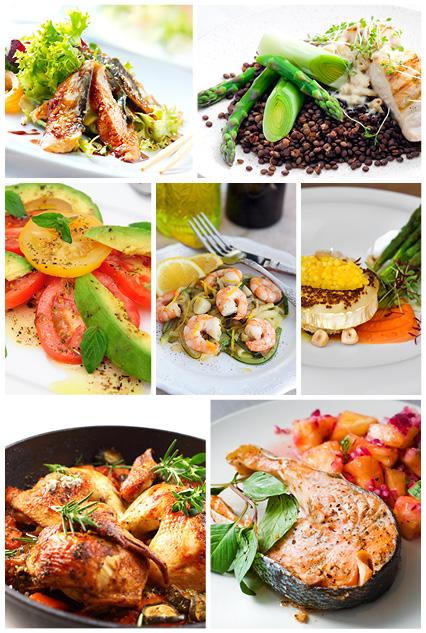repas hebdomadaires de perte de poids cytozyme et perte de poids