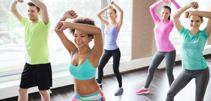 zumba 3 fois par semaine perte de poids