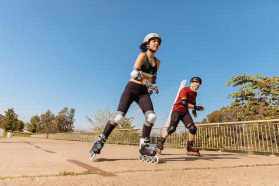 patinage à roulettes perte de poids avant et après examen du brûleur de graisse qnt