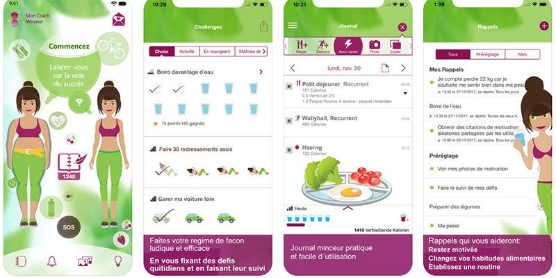 7 applications pour calculer ses calories et garder la ligne