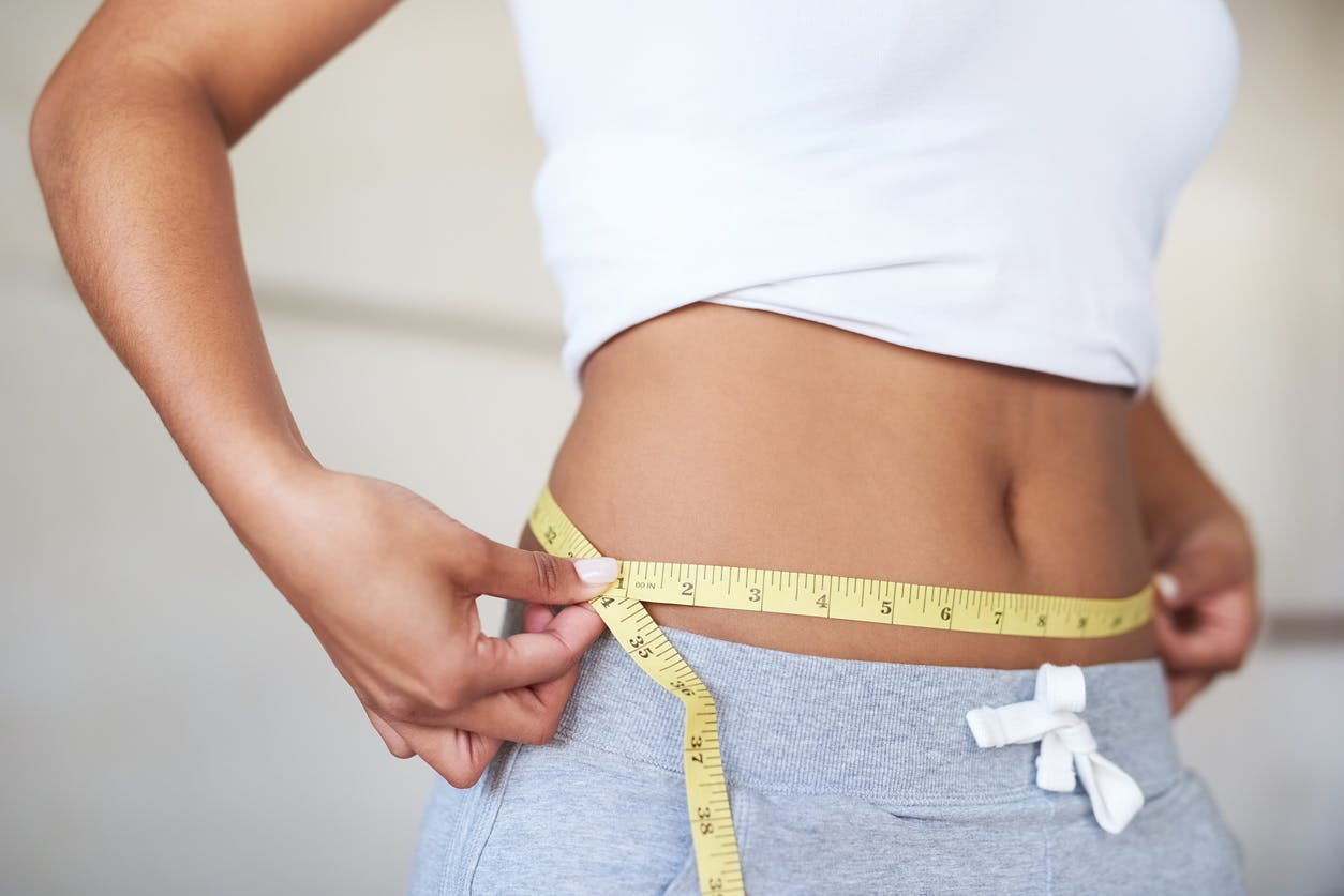 Calcul de la masse grasse (IMG)