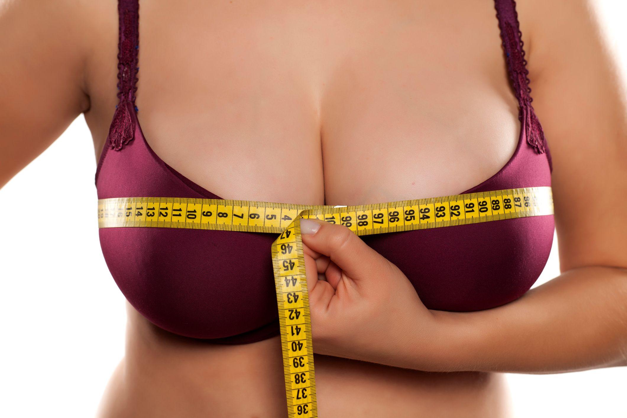 les seins peuvent-ils rétrécir si je perds du poids