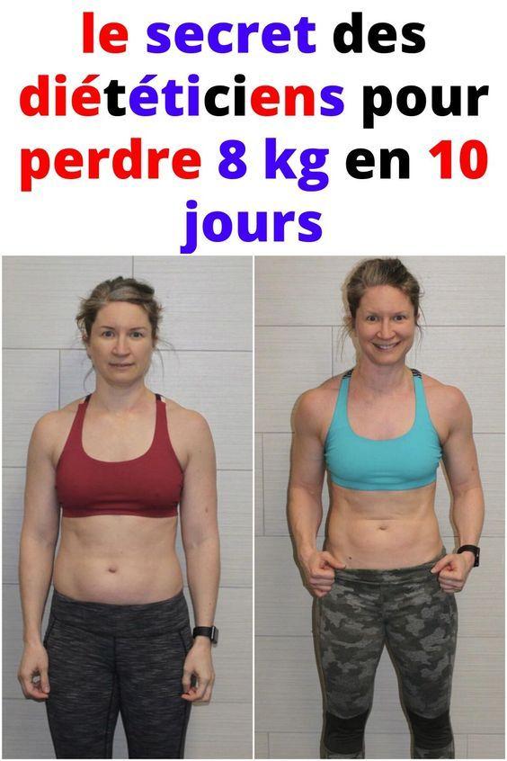 Comment perdre 4 kilos en 10 jours