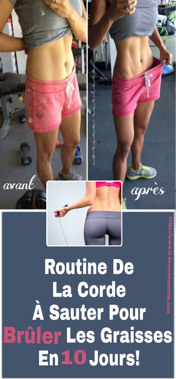 Top 10 des exercices de corde à sauter pour maigrir