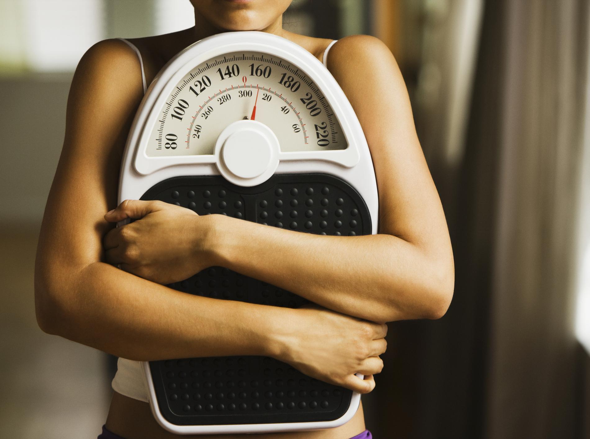 mauvais de perdre du poids trop vite