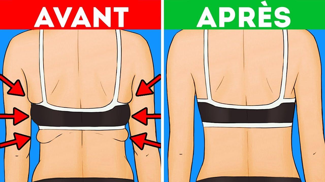 perdre de la graisse entre le bras et la poitrine brûler les graisses dans les abdominaux inférieurs