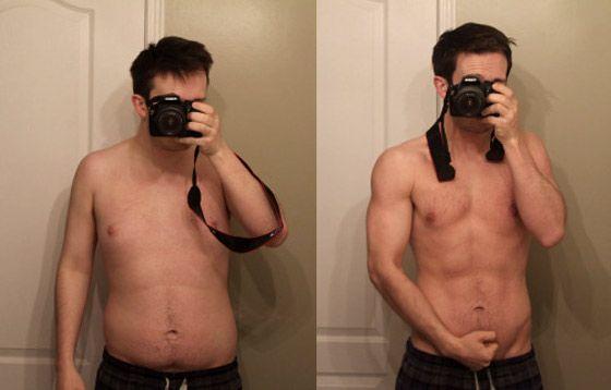 comment mesurer la perte de graisse en pouces