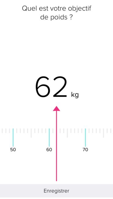réinitialiser lobjectif de perte de poids fitbit repas de perte de poids canberra