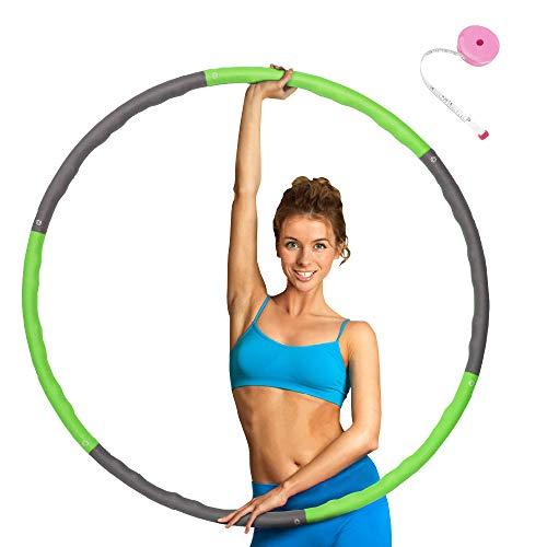 Le hula hooping aide-t-il à brûler la graisse du ventre