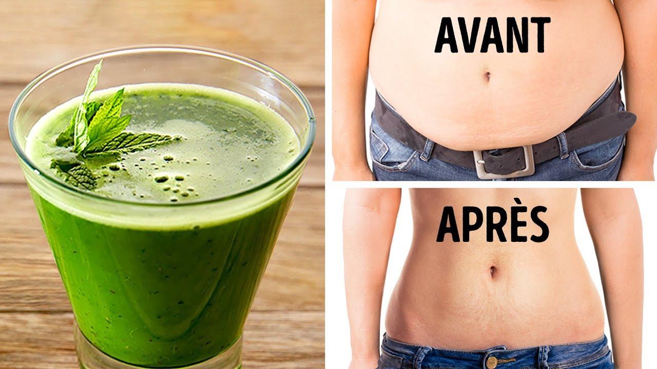 5 meilleures boissons pour perdre du poids pourquoi est-ce que je ne perdrai plus de poids