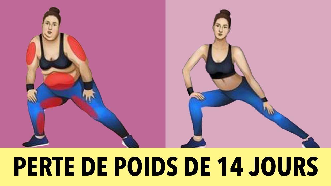 perte de poids dans les 14 jours cla perdre la graisse du ventre