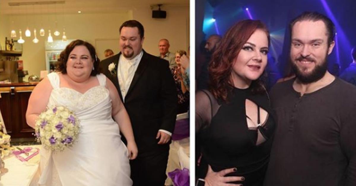 {Témoignage} L'angoisse du poids et de la robe de mariée