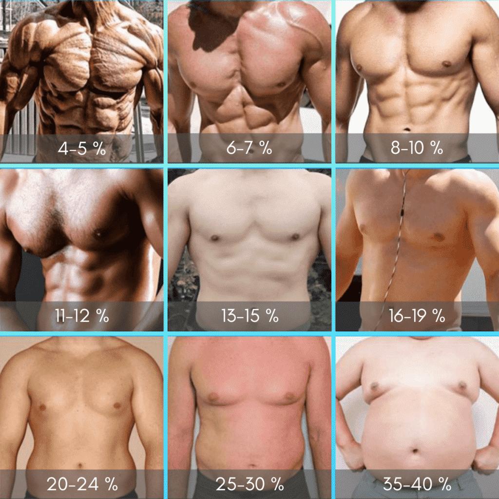 crampes corporelles perte de poids