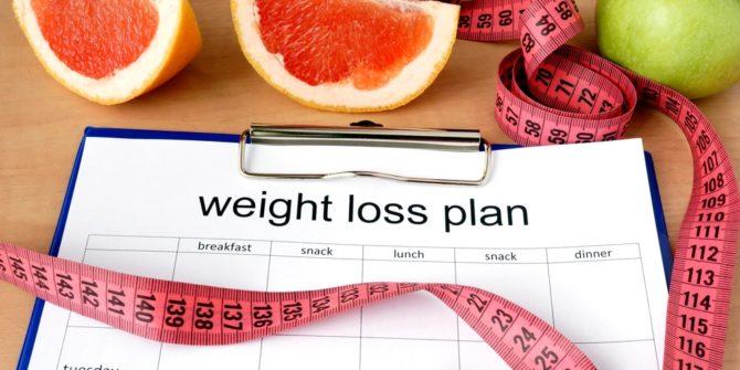 180 lb à 120 lb de perte de poids