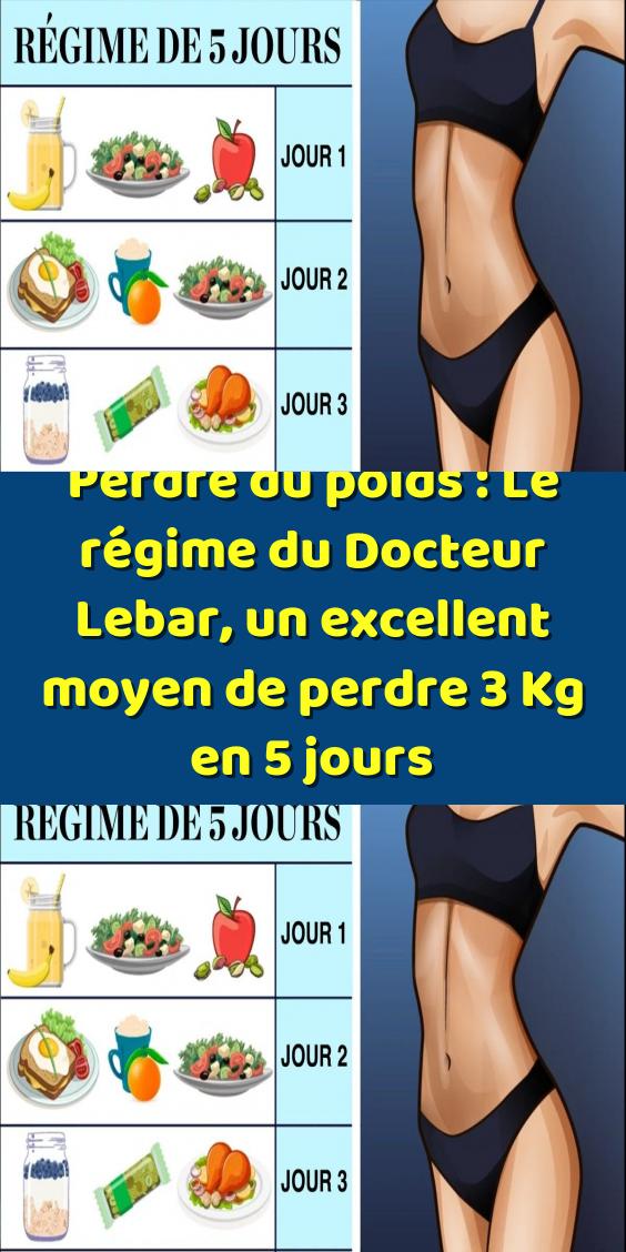 moyens de perdre du poids
