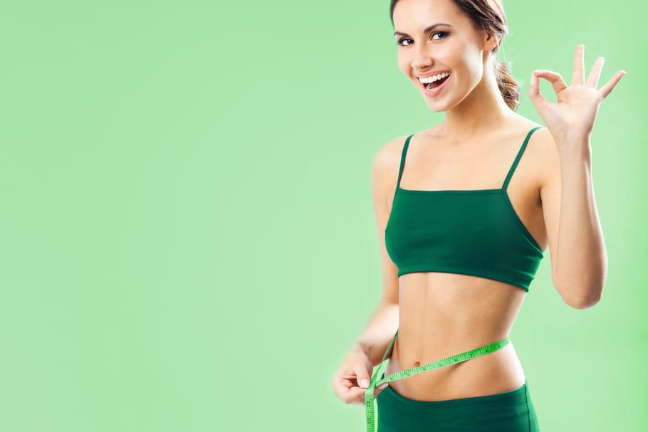 comment perdre du poids du corps entier