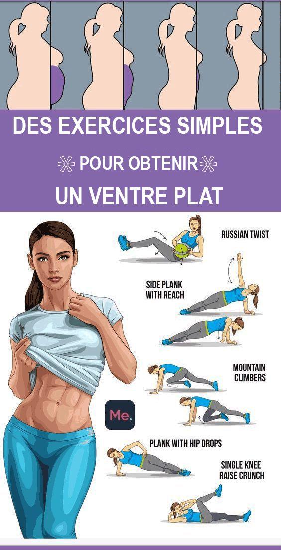 meilleur moyen de perdre la graisse du bas du ventre