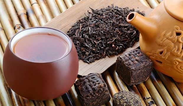 différents types de thé minceur