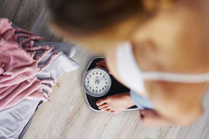 9 jours de perte de graisse