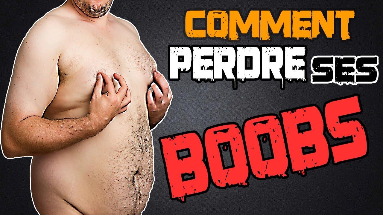 comment perdre des moobs et de la graisse du ventre