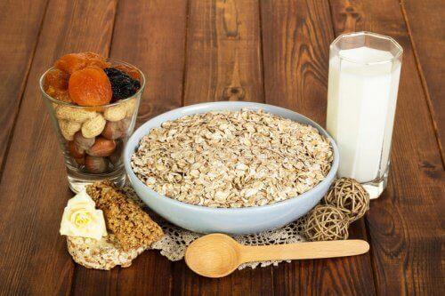 Perdre du poids efficacement avec le régime d'avoine - Améliore ta Santé