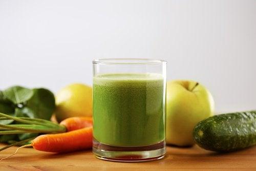 meilleur smoothie nettoyant pour perdre du poids