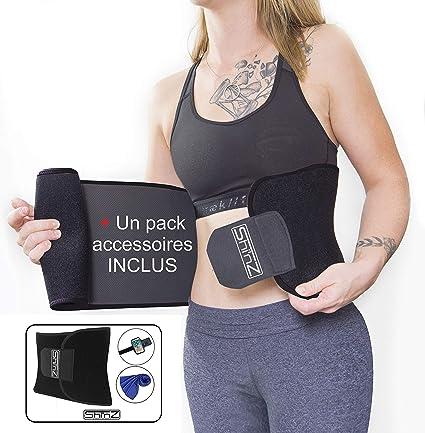 bande abdominale pour aider à perdre du poids
