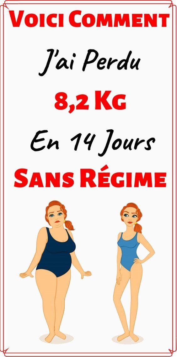 Comment perdre 10 kg en 2 semaines (avec images)