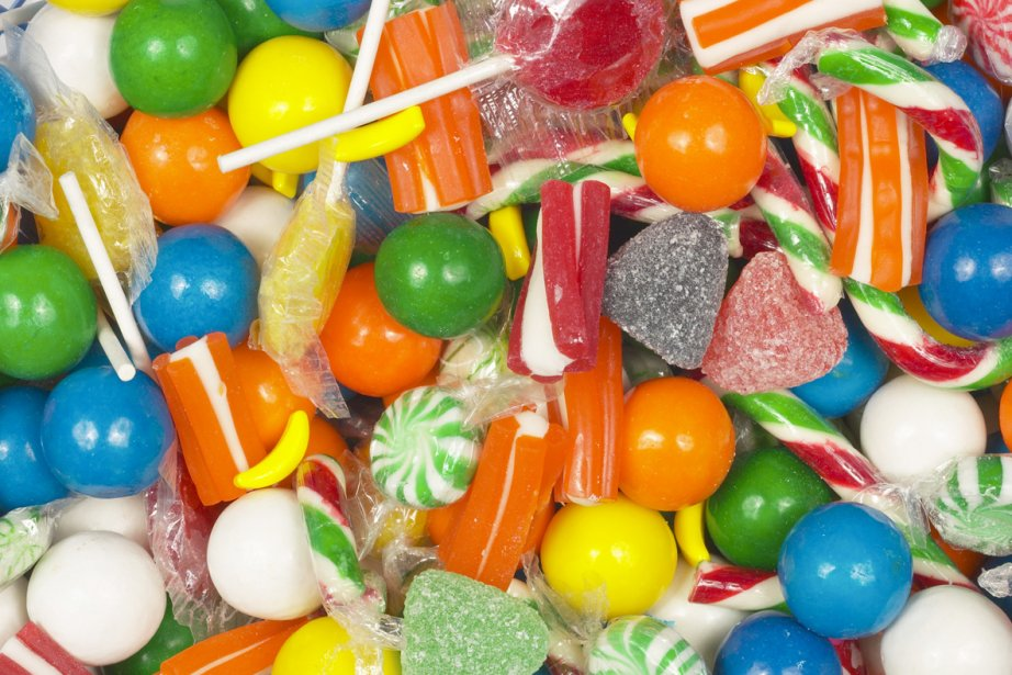 bonbons sains pour perdre du poids