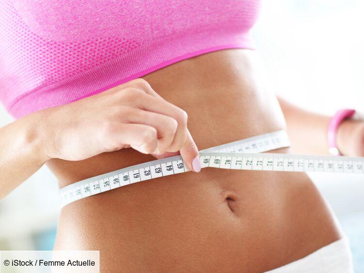 je voudrais perdre du poids rapidement