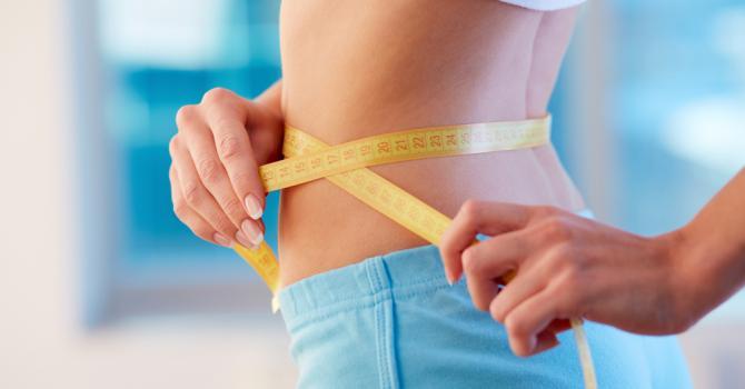 perdre du poids rapidement pour le voyage