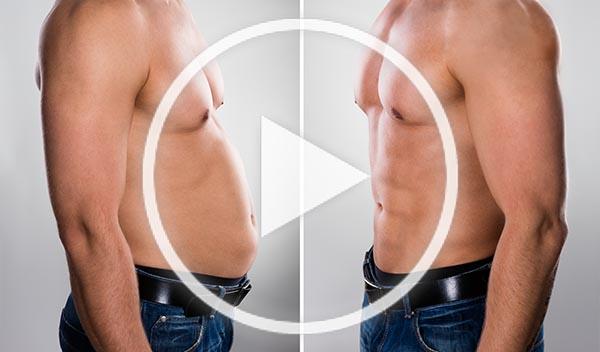 comment pouvons-nous perdre de la graisse thoracique
