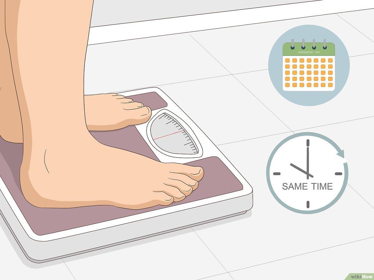 perte de poids à quelle vitesse