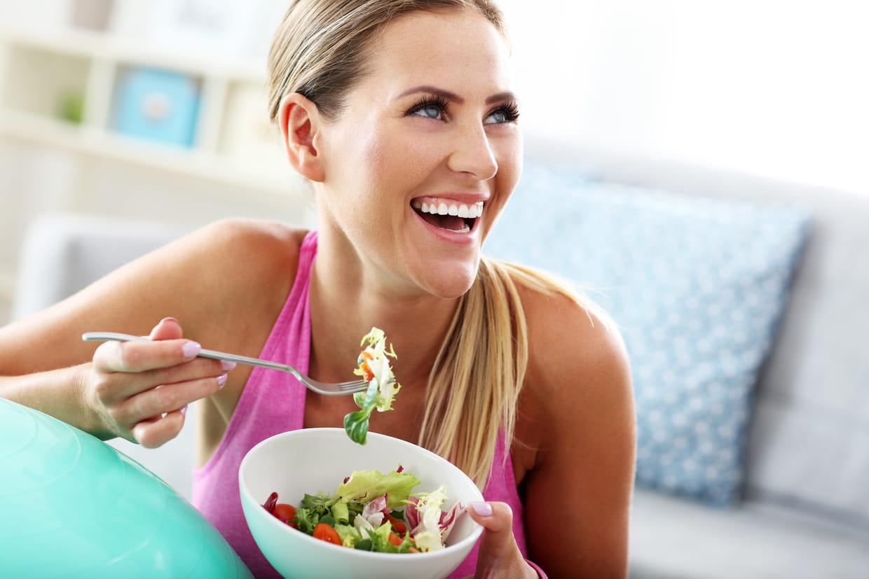 Une femme de 46 ans ne peut pas perdre de poids meilleure façon de mincir la graisse du ventre