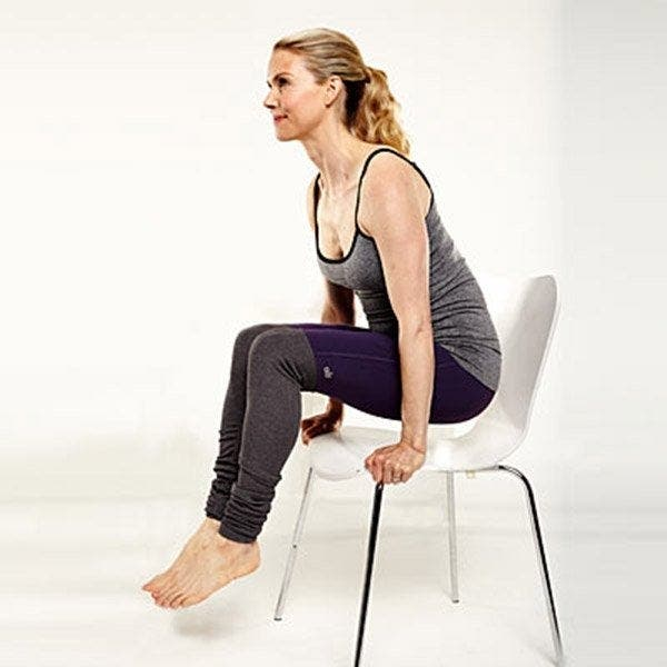 pouvez-vous perdre du poids assis