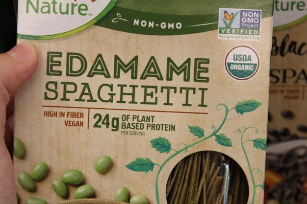 edamame spaghetti perte de poids perte de poids dété