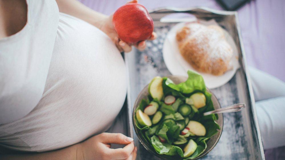 comment perdre du poids en étant enceinte