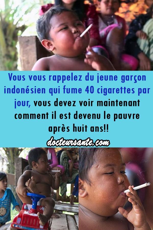 fumer des cigarettes perdre du poids