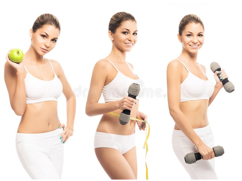 la forme du corps de perte de poids