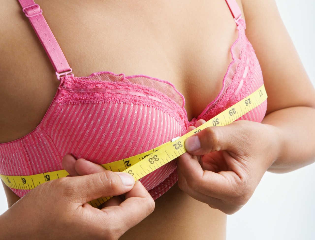 mes seins sont devenus plus petits perdre du poids