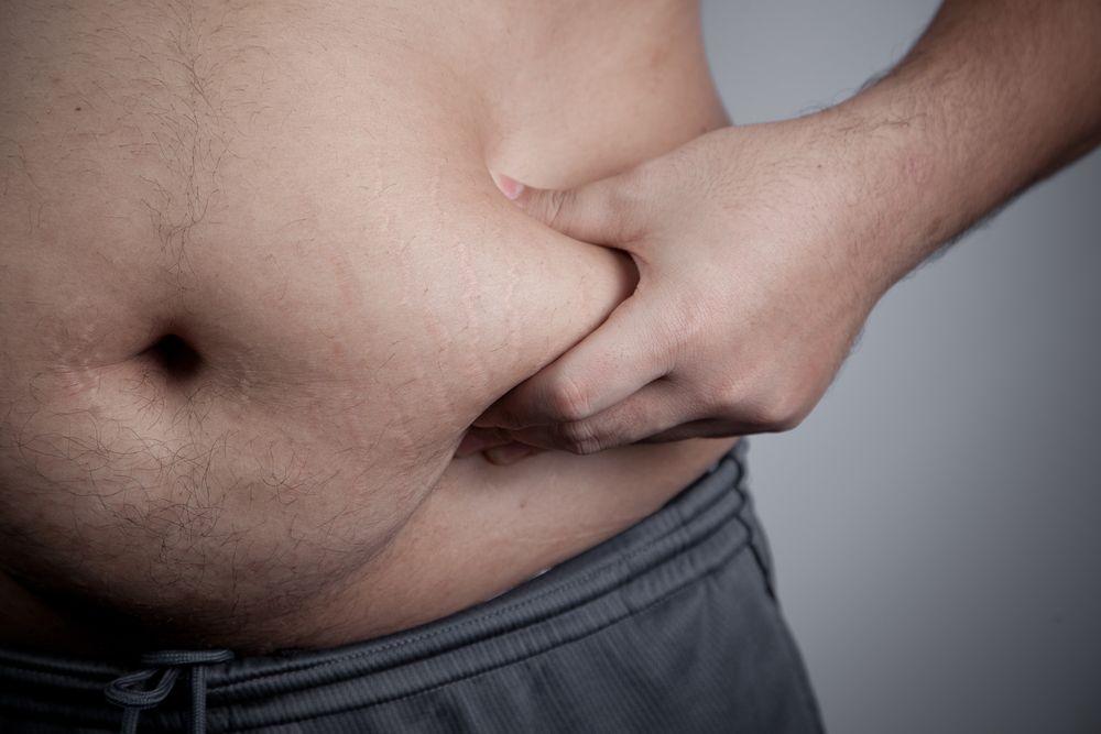ne pas manger pour perdre la graisse du ventre perte de poids avec le vieillissement