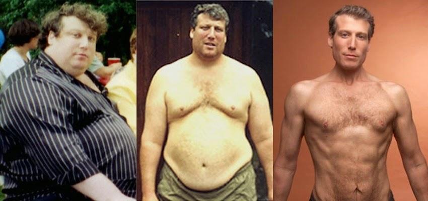perdre du poids à 40 hommes