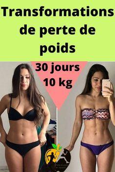 perte de poids 10 kg en 30 jours